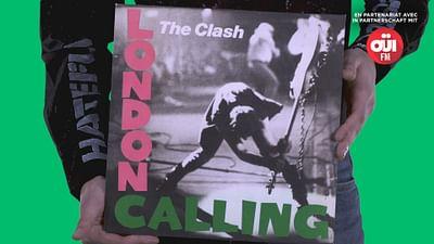 London Calling // The Clash