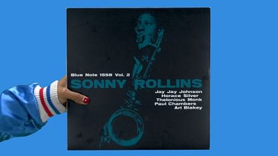 Blue Note vol.2 // Sonny Rollins