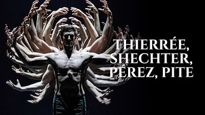 Four Contemporary Choreographies from the Paris Opera