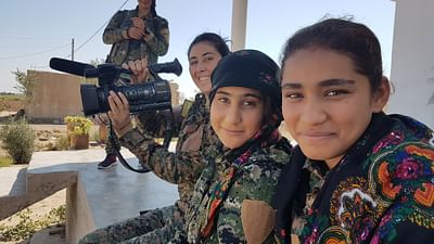 Syria: Rojava, the Revolution by Women