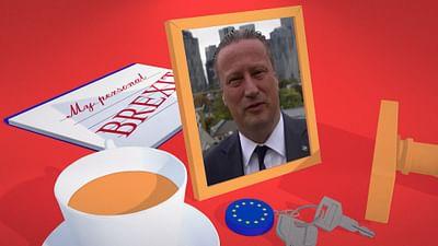Daniel; Estate Agent in Frankfurt