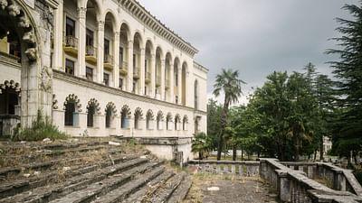 Georgia: Stalin's Secret Sanatorium