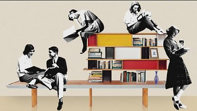 The 'Tunisie' Bookshelf