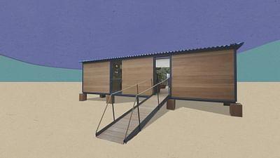 The Seaside House