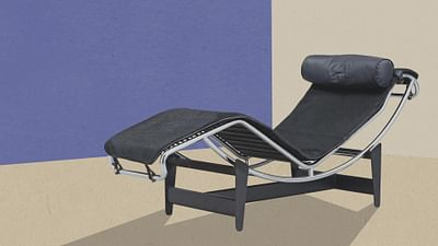 The Reclining Lounge Chair