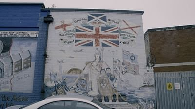 Belfast: Street Art Capital of the World