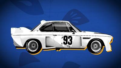 Calder's BMW