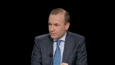 Meet the top candidates: Manfred Weber