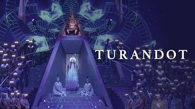 """""""Turandot"""" by Puccini at the Gran Teatre del Liceu"""