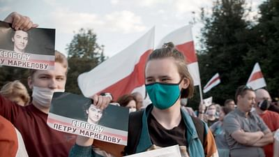 Re: Belarus Fights for Democracy