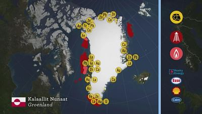 Greenland: Ice and Greed