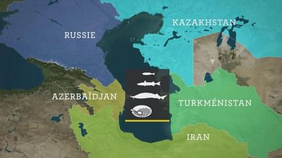 Overexploitation of the Caspian Sea