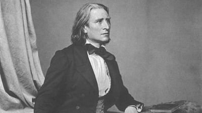 Franz Liszt, the First Rock Star