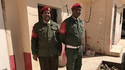 Libya: Locked Up