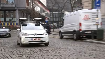 Automated Traffic Wardens in Brussels