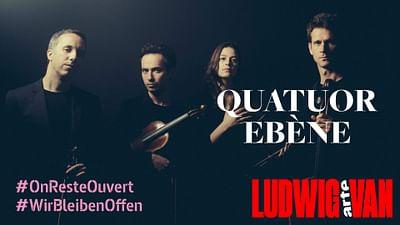 Ebène Quartet Plays Beethoven - Verbier Festival