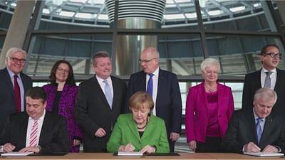 Germany: Angela Merkeland?