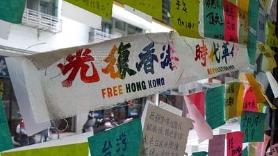 Hong Kong Refugees in Taiwan