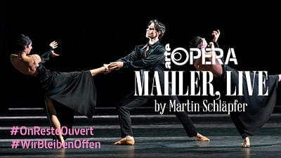 """Mahler, live"" by Hans van Manen and Martin Schläpfer"