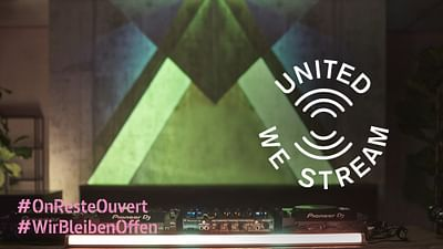 United we Stream November Lockdown: Brighton (Patterns)