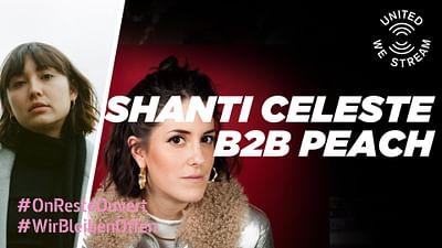Shanti Celeste B2B Peach @ Patterns, Brighton