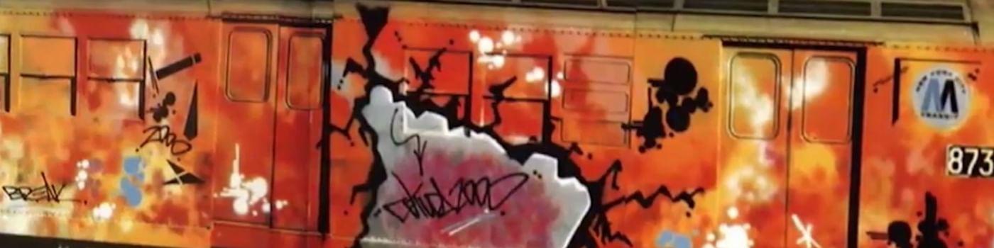 The Rise of Graffiti Writing - Season 1
