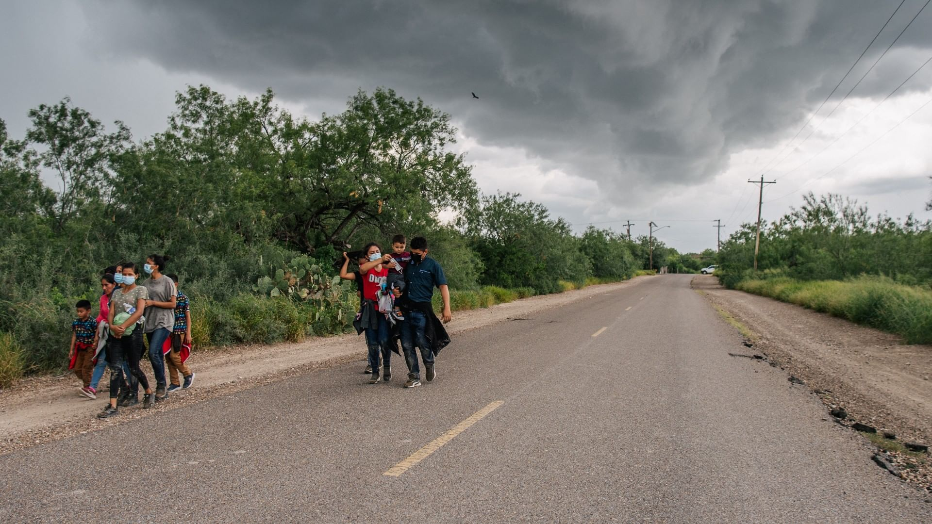 On the Move: Migration Worldwide
