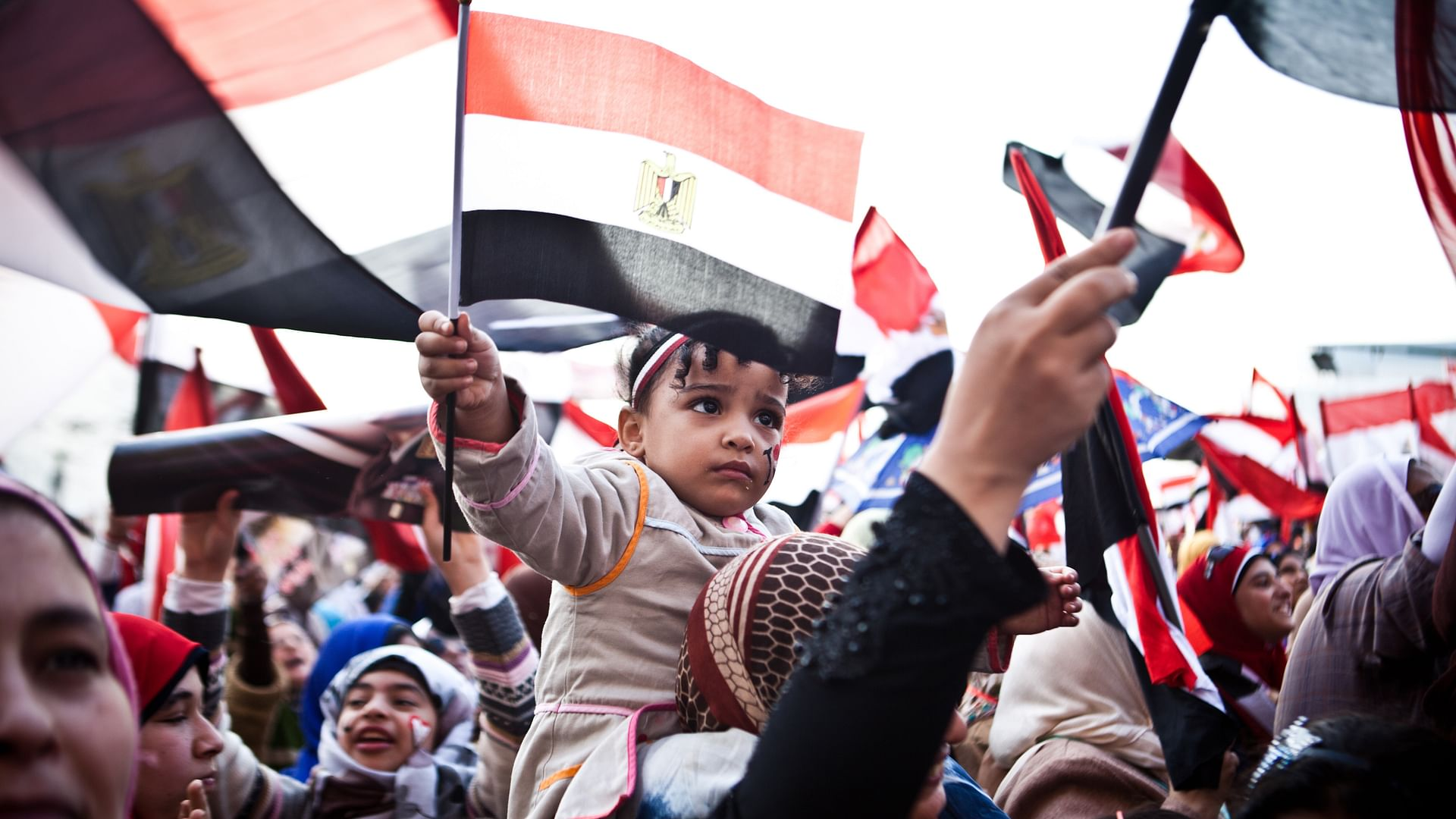 10 Years of the Arab Spring