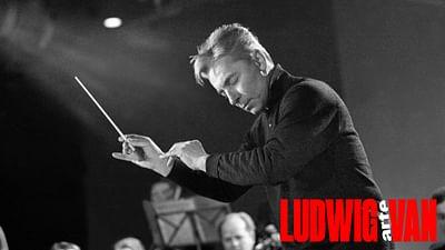 Herbert von Karajan dirige la Filarmónica de Berlín