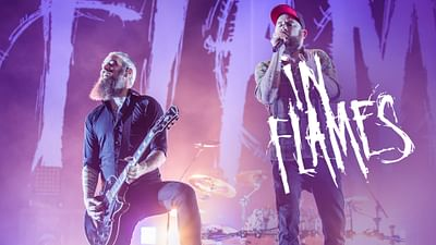 In Flames @ Hellfest