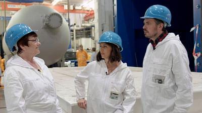 ¿Cómo desmantelar una central nuclear?