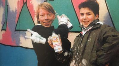 DENMARK  | 1984 - 1986