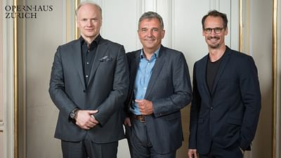 Ópera de Zúrich: equipo 2021