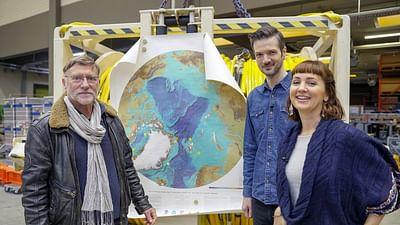 Los recursos del Ártico, un tesoro geológico bajo el hielo