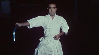 Yukio Mishima: Escribir hasta la muerte