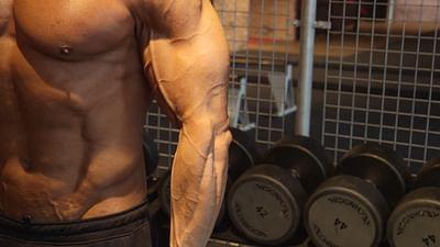 Tener músculos está de moda