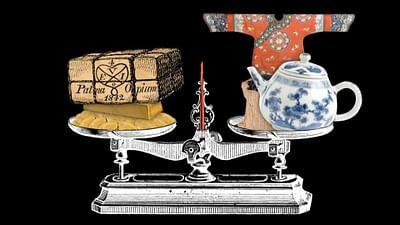 Octubre de 1860, el saqueo del Palacio de Verano de Pekín
