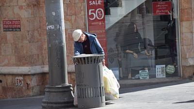 Israel: pobres viejos