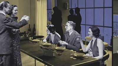 La mesa extensible (1927)