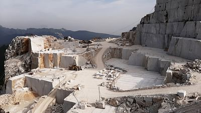 El mármol de Carrara, ¿una maldición?