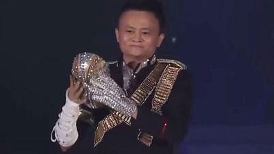 Jack Ma, empresario de éxito