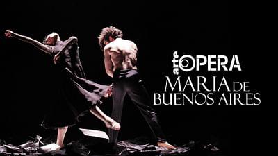 """""""María de Buenos Aires"""" de Piazzolla"""