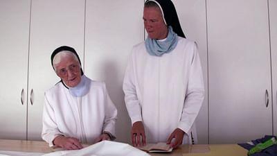 Nueva vida en el monasterio