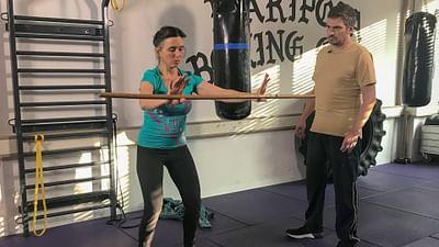 ¿Aplicaciones para hacer ejercicio o entrenadores personales?