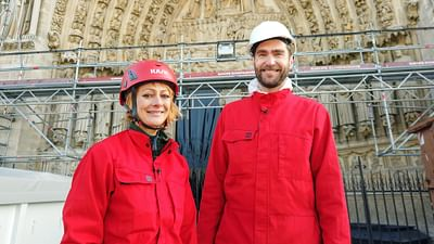 La reconstrucción de Notre Dame de París