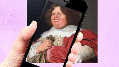 ¿Por qué nadie sonríe en los retratos?