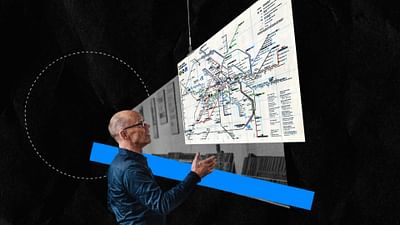 El plano de metro... ¡No es de fiar!