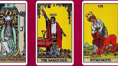 ¿Quién creó las cartas del tarot?
