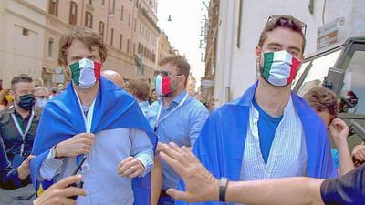 Antieuropeísmo en Italia