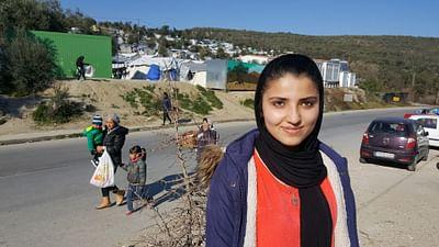 Grecia: Solidaridad en el campo de refugiados de Lesbos